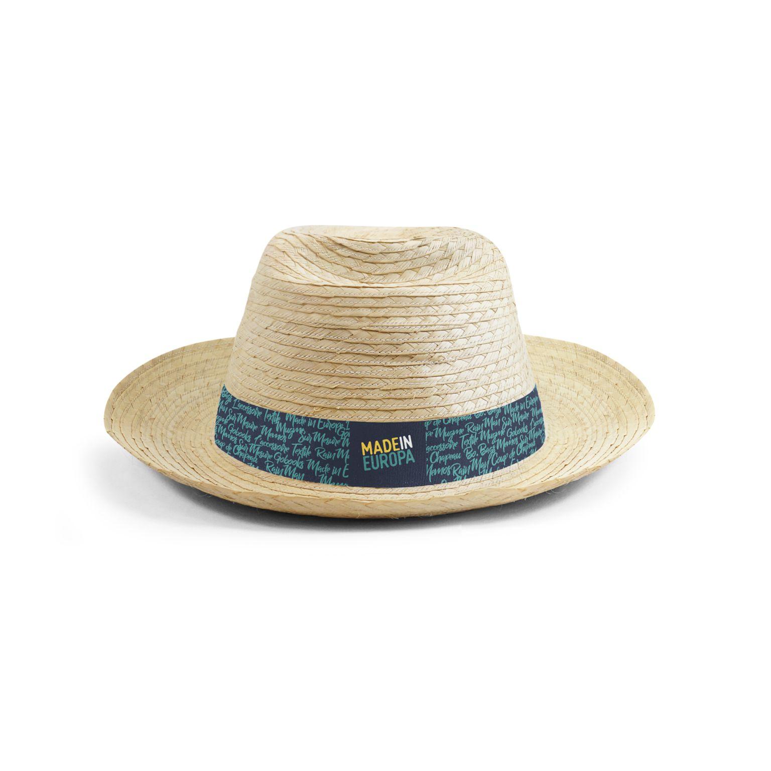 Chapeau en paille HAVANA