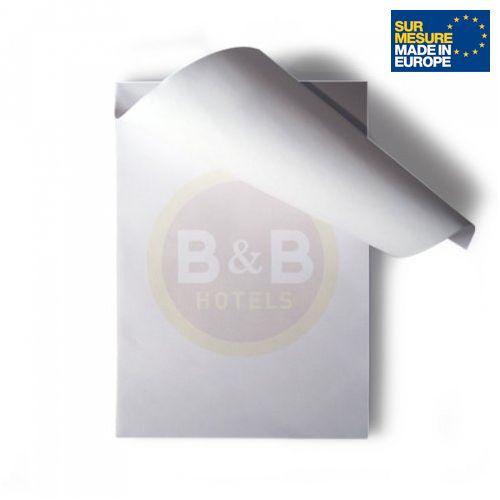 Bloc-notes simple A4, Objet personnalisable, comité social économique