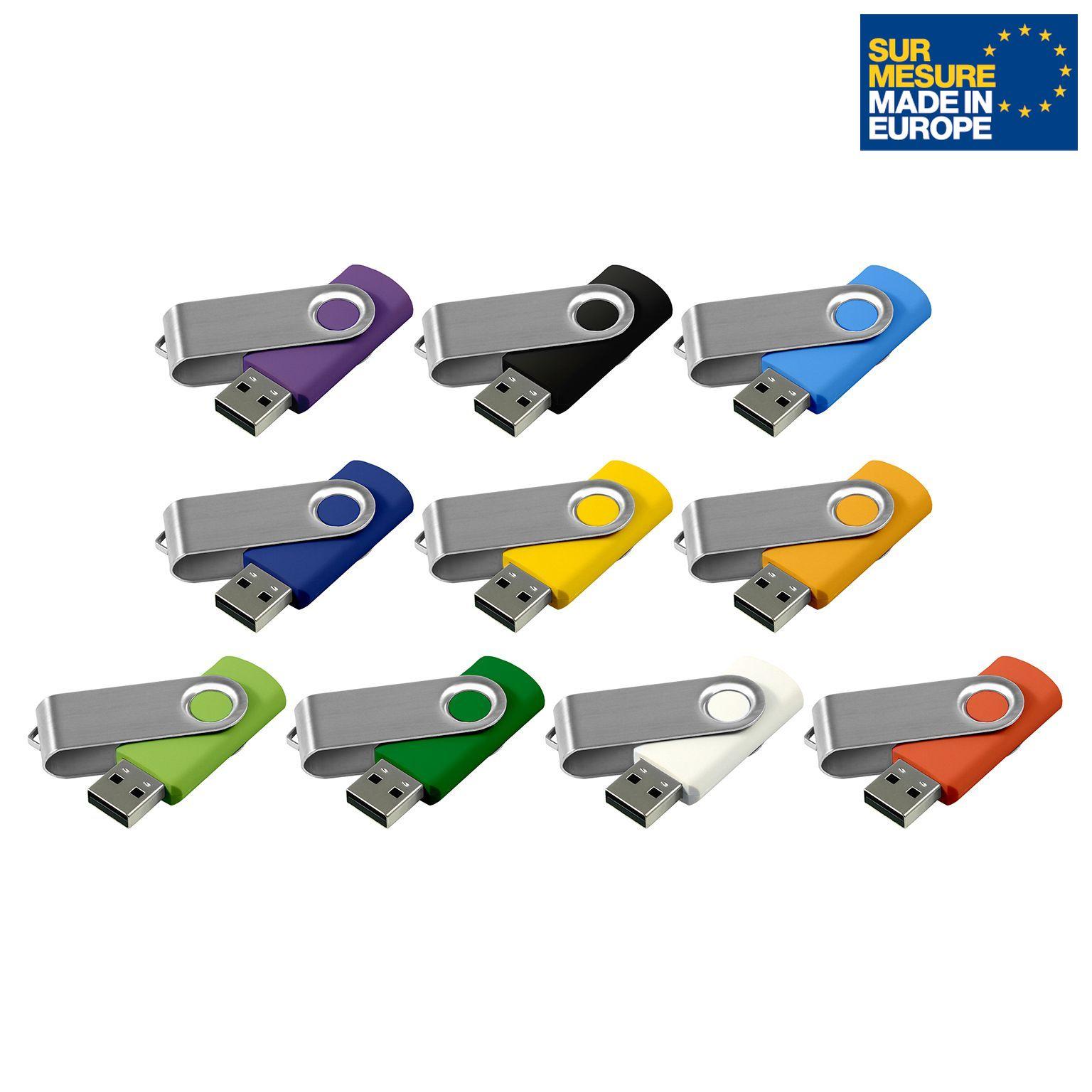 Clé USB TWIST