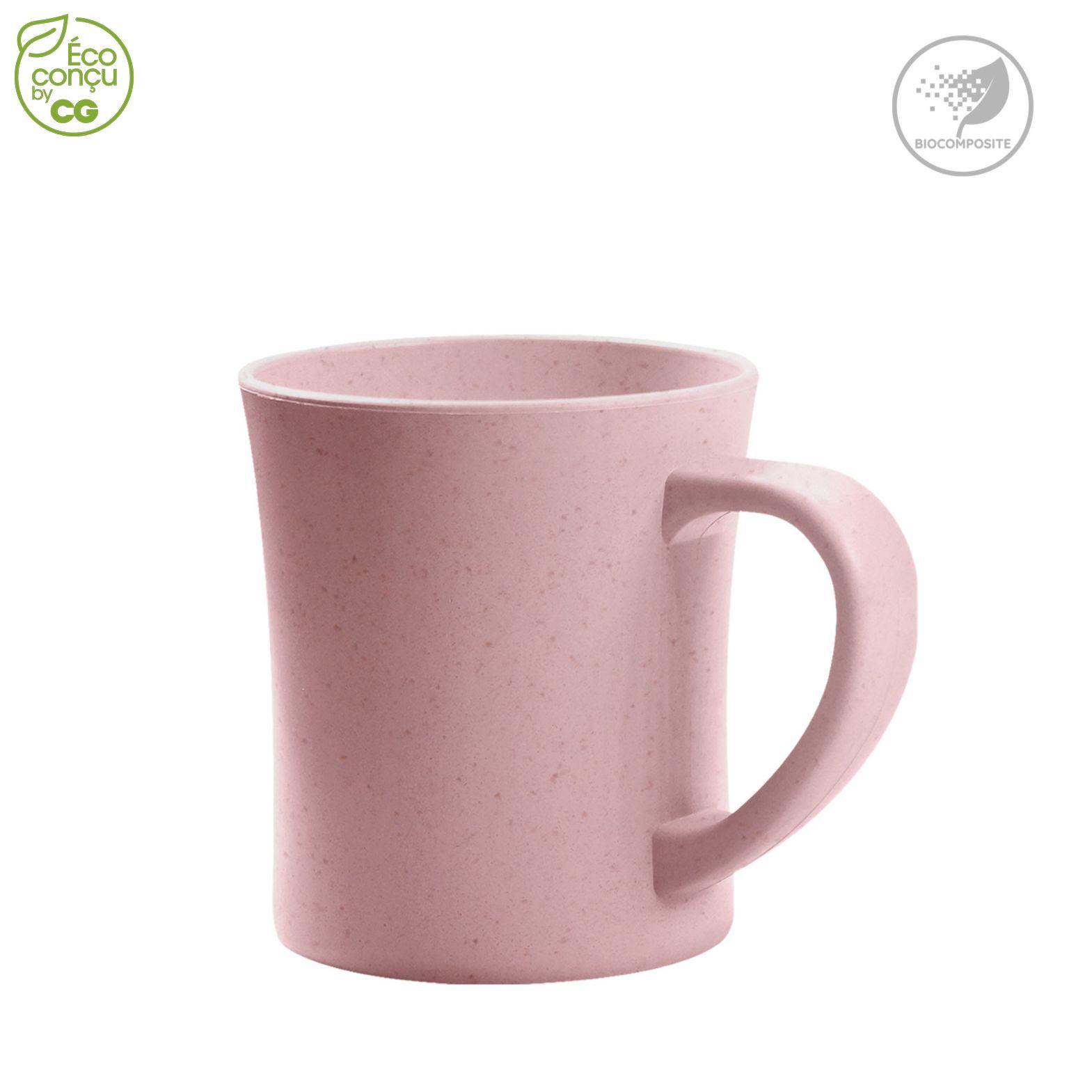 Mug 280 ml ENOUGH-T