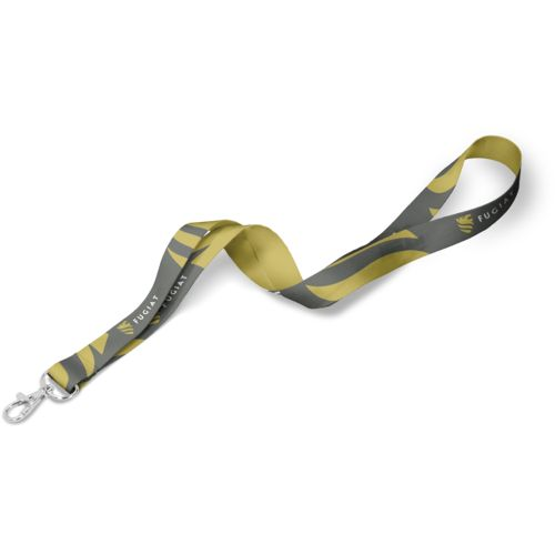 LANYARD SUBLIME QUADRI RECTO/VERSO 6/7 JOURS