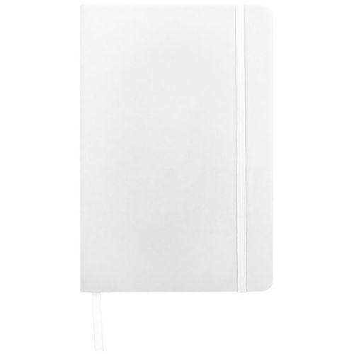 Carnet de notes PREMIUM A5 Blanc  personnalisé montpellier Paris Ile de France