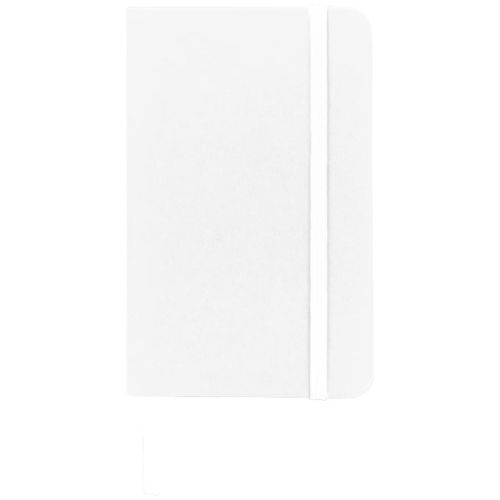Carnet de notes PREMIUM A6 Blanc  personnalisé montpellier Paris Ile de France