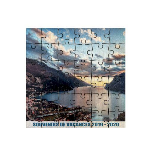 Puzzle bois - France