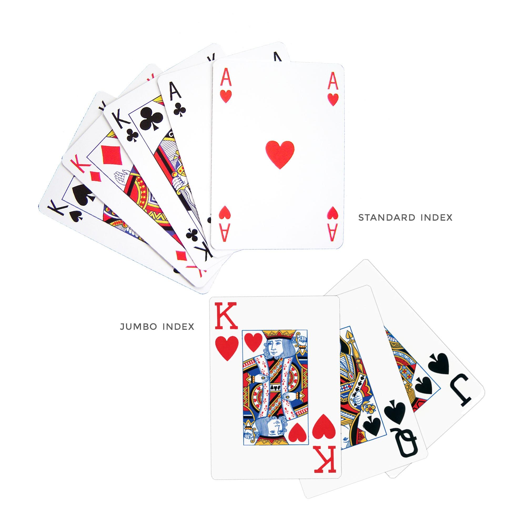 Jeu de poker - 55 cartes