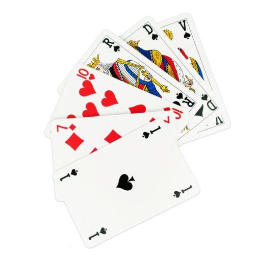 Jeu de belote - 33 cartes - carton 300g