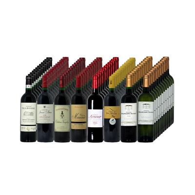 Vins de Bordeaux Cave PRIVILEGE 96 btes N°5