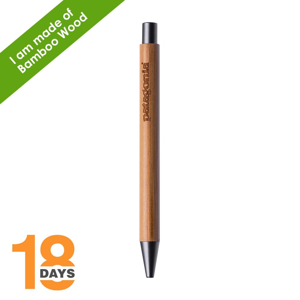 PAR Bamboo, bamboo ball pen
