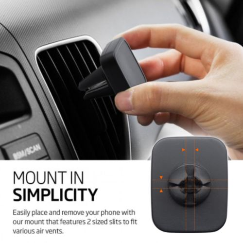 Allo2, Support voiture aimanté pour smartphone STOCK 7 jours