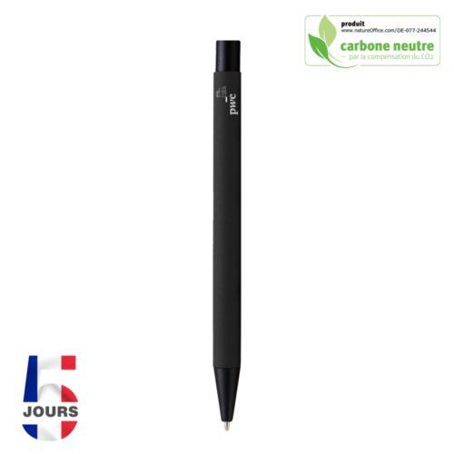 PAR, stylo à bille métallique à poussoir