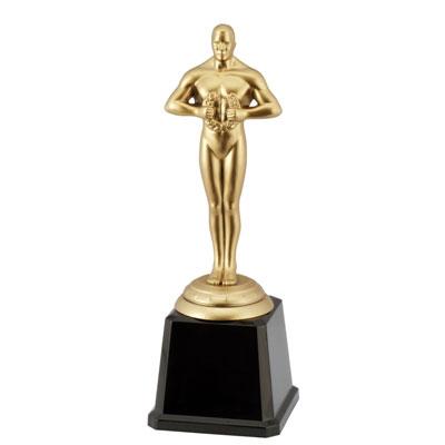 Trophée en méral Oscara