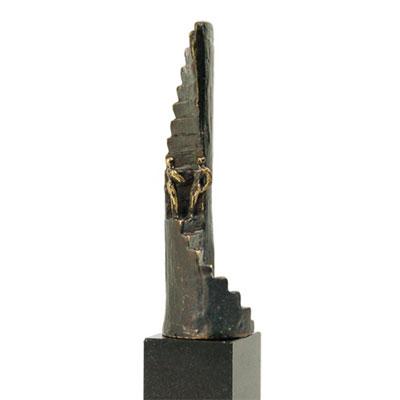 Trophée en bronze Succès