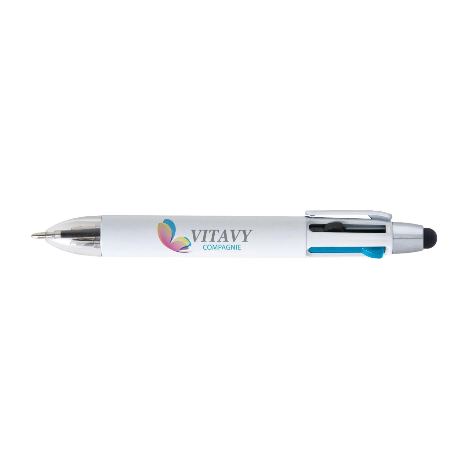 Stylus/stylo 4 couleurs
