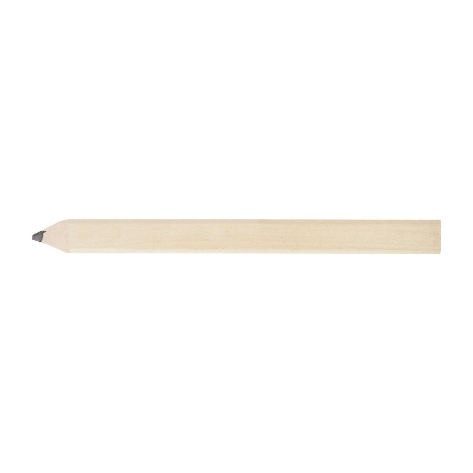 Crayon charpentier 17.8 cm