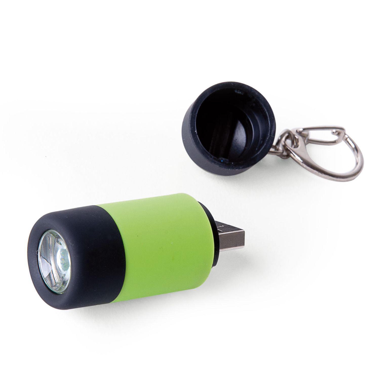 Mini torche rechargeable usb  personnalisé montpellier Paris Ile de France