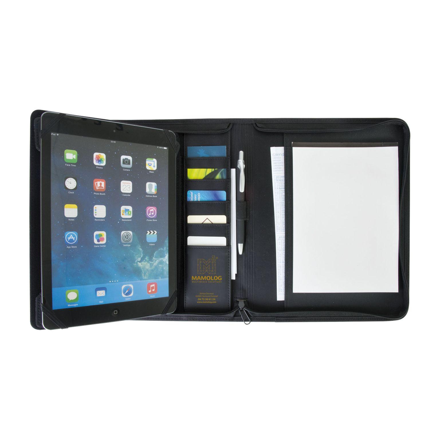 Conférencier support tablette  personnalisé montpellier Paris Ile de France