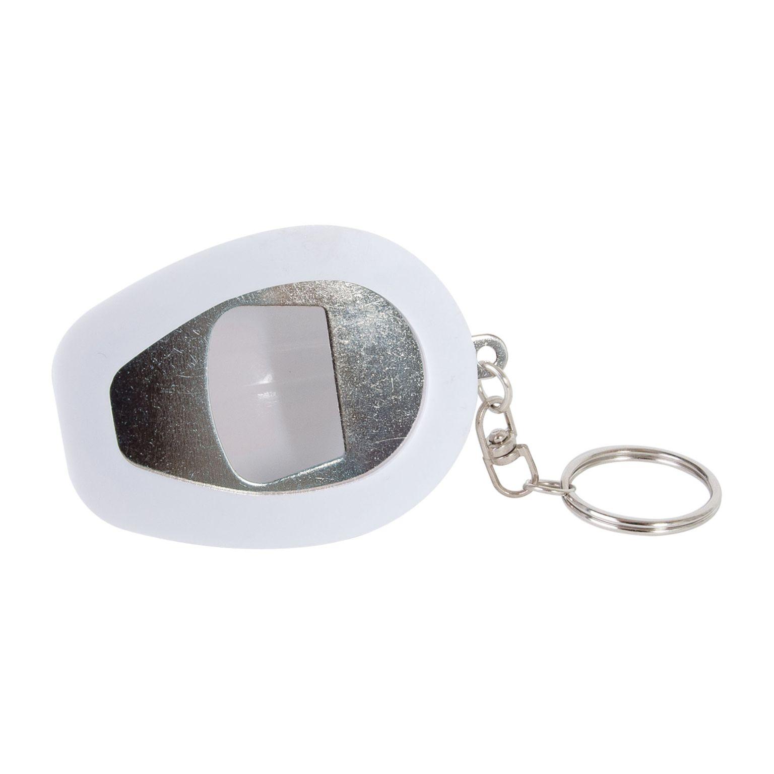 Porte-clés casque décapsuleur