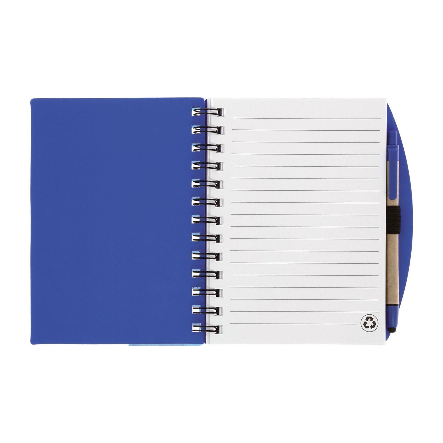 Carnet 60f + adhés a/stylo touch