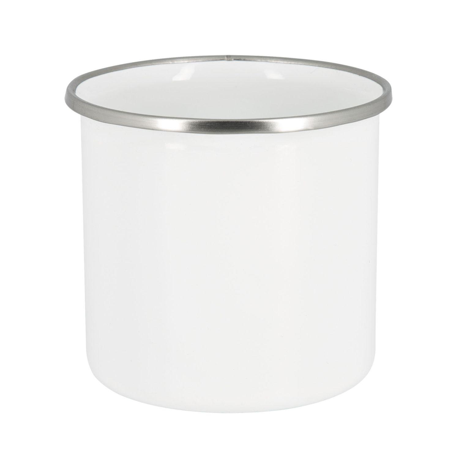 Mug vintage emaille 33cl
