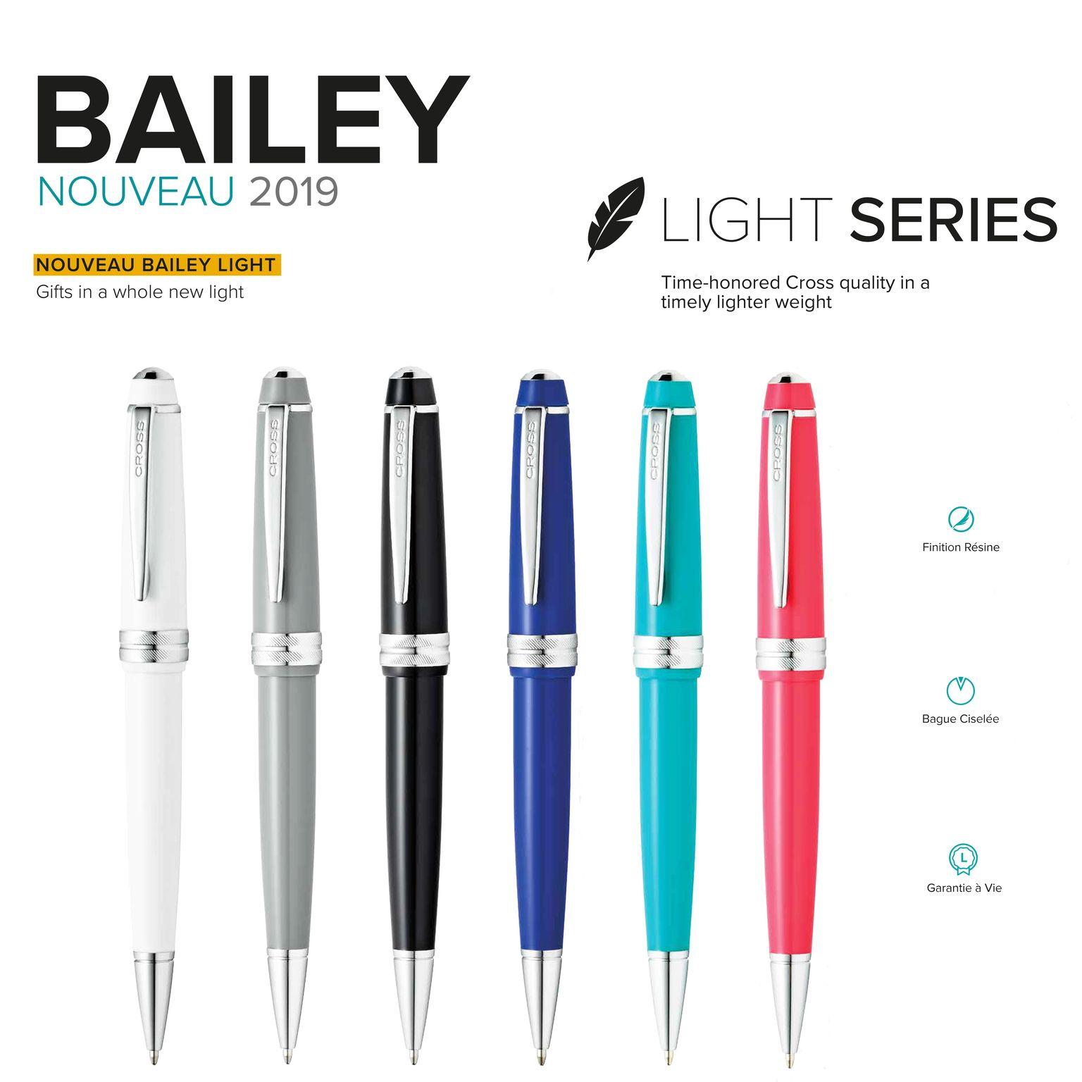 Stylo roller Bailey LIGHT