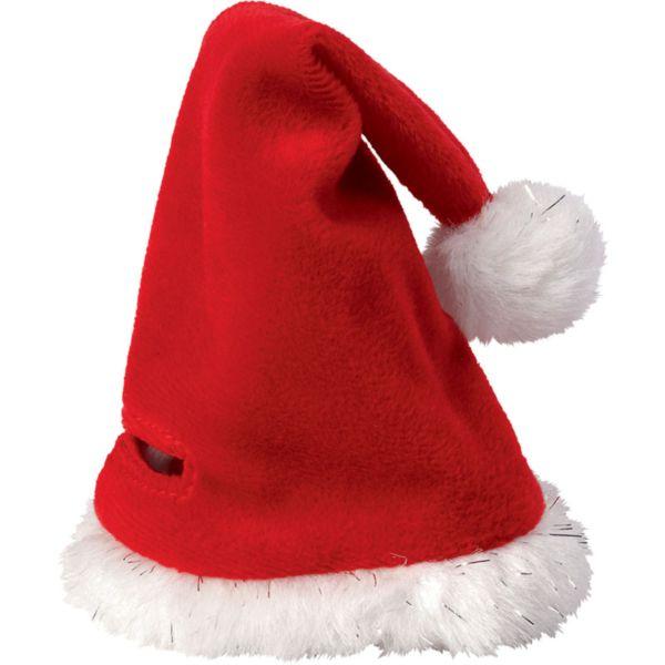 Bonnet de Noël peluche
