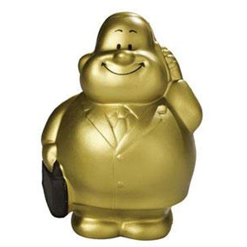 Squeezie Monsieur Bert gold