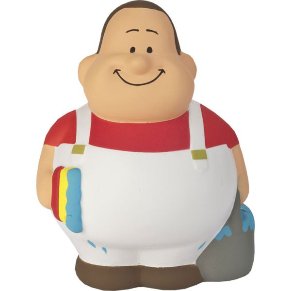 Squeezie Monsieur Bert peintre