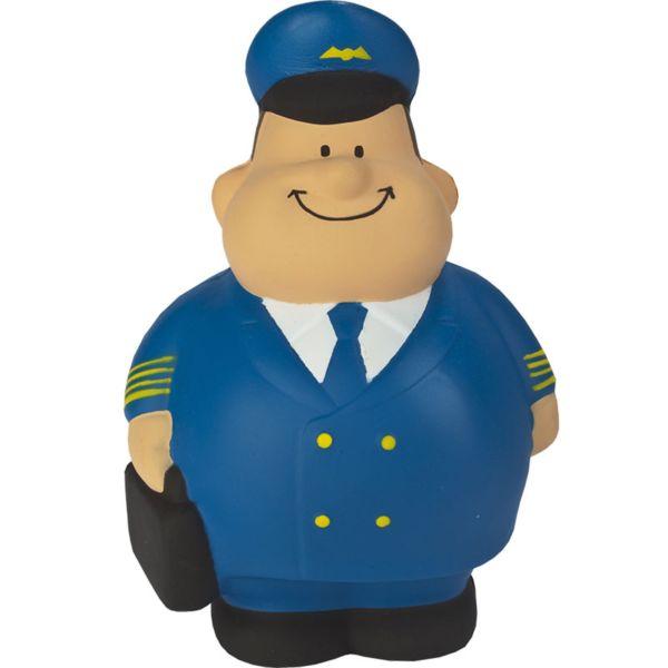 Squeezie Monsieur Bert capitaine