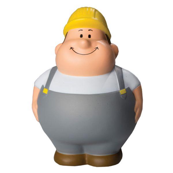 Squeezie Monsieur Bert ouvrier