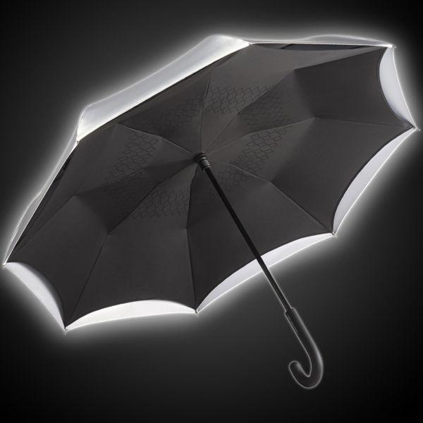 Parapluie standard Inversé personnalisé goodies entreprise cadeau personnalisé goodies pub objet publicitaire eure et loir goodies publicitaire objet publicitaire personnalisé 28600 Luisant