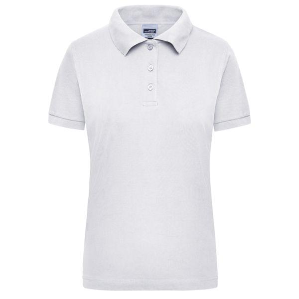 Polo Workwear Femme blanc