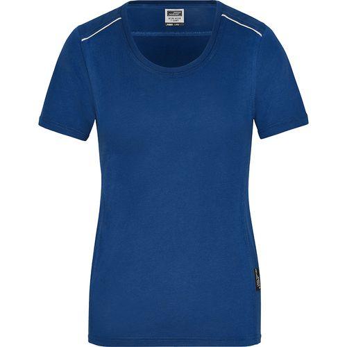 Tee-shirt workwear Bio Femme