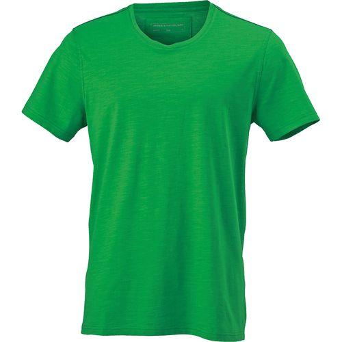 T-shirt fil flammé Homme