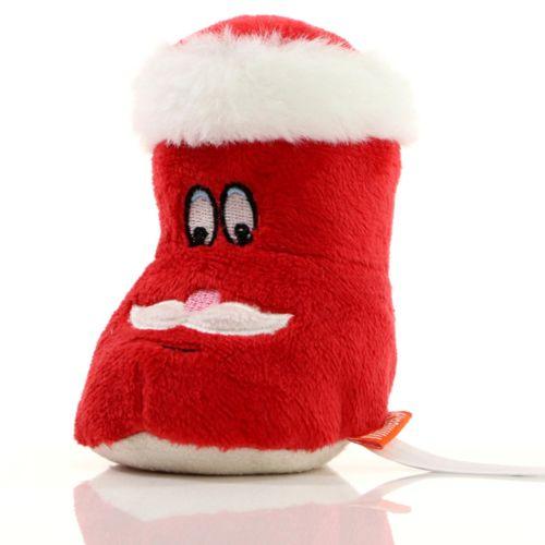 Peluche bottes de Noël