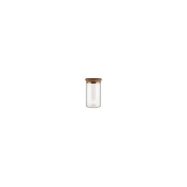 Bocal de conservation en verre, 0.6 l, couvercle liège