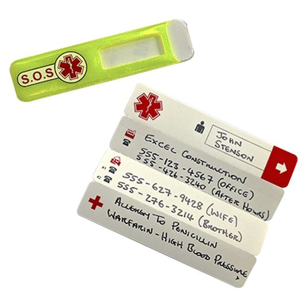 Informations universelles d'urgence