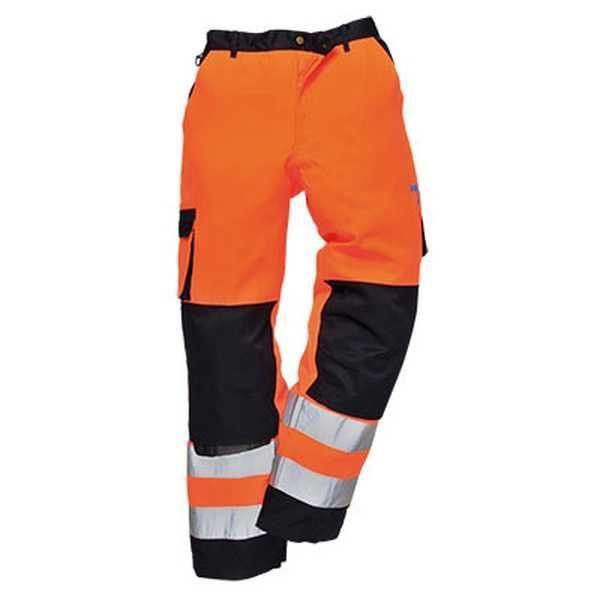 Pantalon Texo HV bicolore