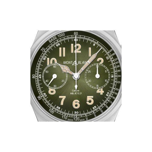 Montblanc 1858 :  Monopusher Chronograph