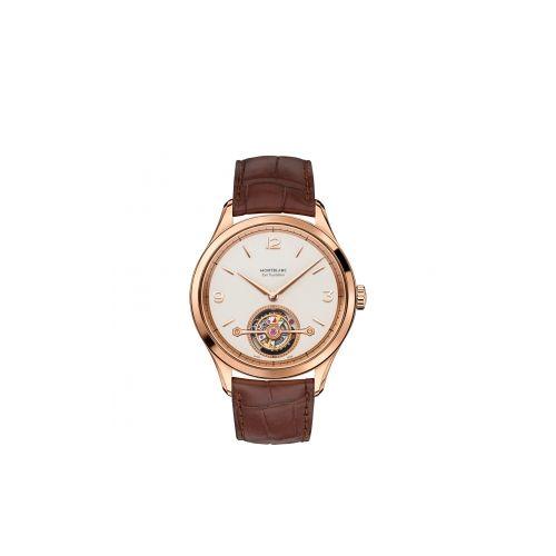Montblanc Heritage Chronométrie : Exo Tourbillon Slim