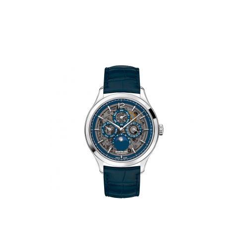 Montblanc Heritage Chronométrie : Perpetual Calendar Sapphire