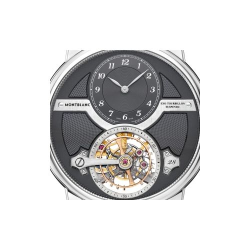 Montblanc Star Legacy Suspended Exo Tourbillon Limited Edition - 28 pices