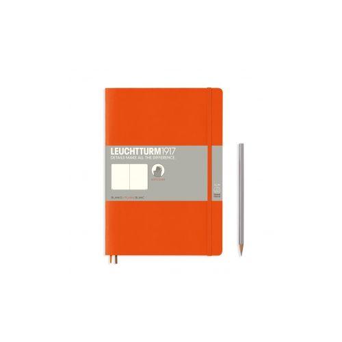 Carnet de Notes Souple Composition  B5 Blanc