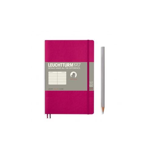 Carnet de Notes Souple Paperback B6 Ligné