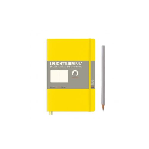 Carnet de Notes Souple Paperback B6 Blanc