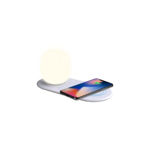 wireless charger night light