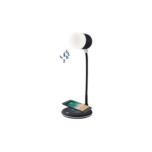 Lampe speaker