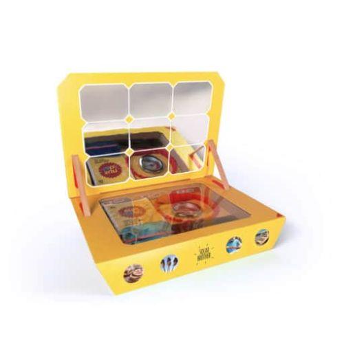 Cuiseur solaire pour enfants