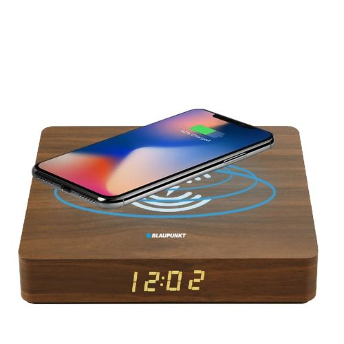wireless chargeur alarme