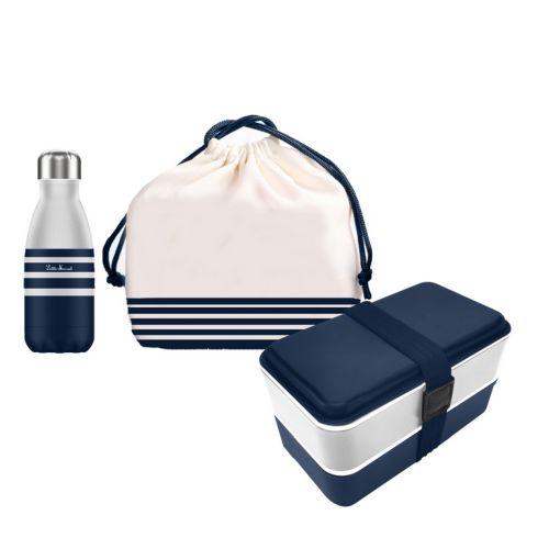 Gourde-sac box Little Marcel, Objet personnalisable, comité social économique