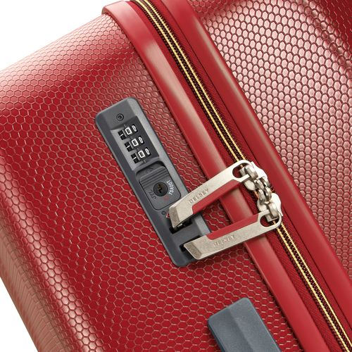 VALISE TROLLEY  4 DOUBLES ROUES 66 CM personnalisé  goodies objets publicitaires